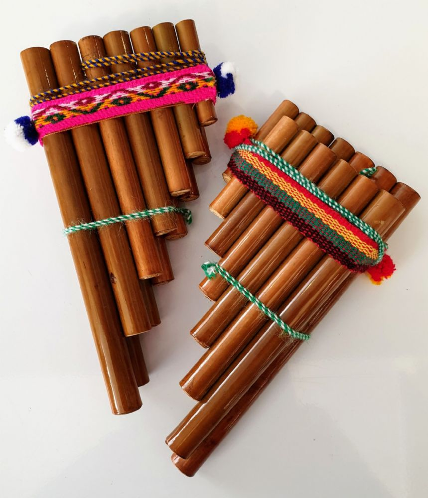 Musical - Pan Pipes, small